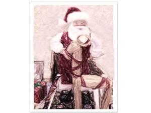 Santa says thank you!