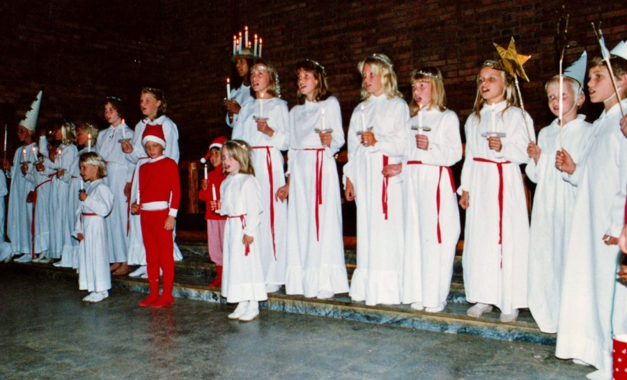 Santa Lucia in Ethiopia