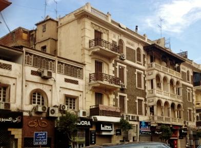 Cairo building 2 Heliopolis