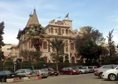 Cairo buildings 1 Heliopolis edited