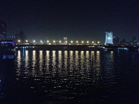 Cairo Nile at night edited