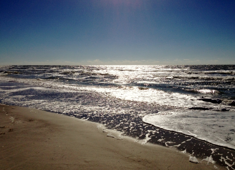 winter beach 2