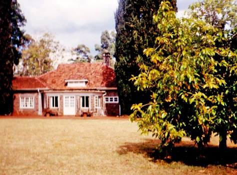 karen blixen's house nairobi kenya