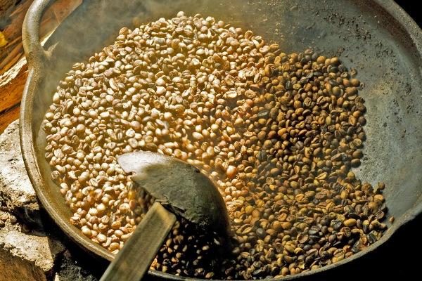 Roasting Coffee/tiny lessonsblog