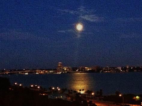 texturized moon bridge by tiny lessons blog