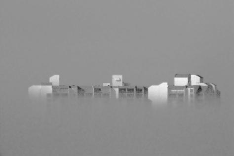Fog rising by Tiny