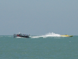 ..from dolphin tours to speeding on Sea Screamer