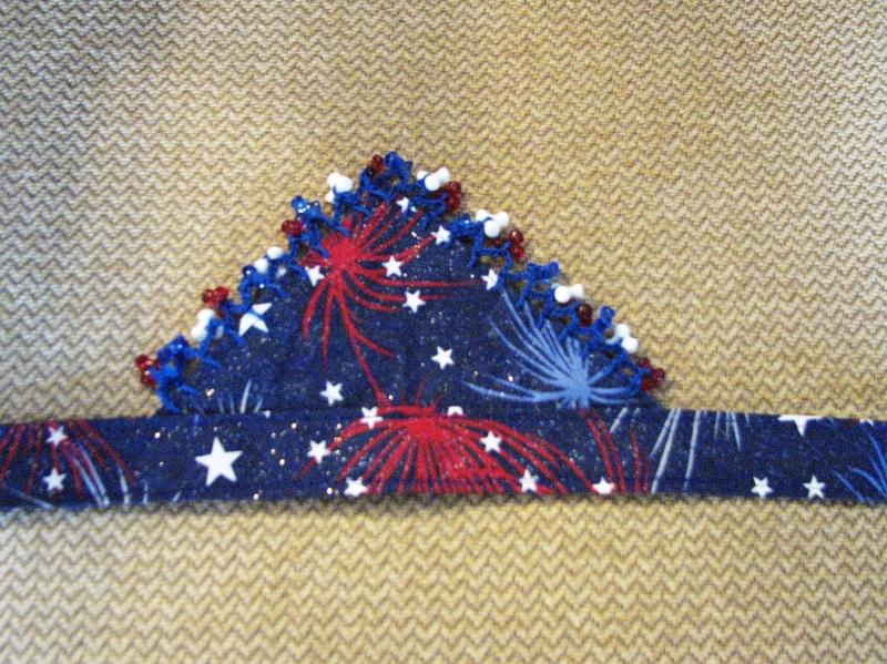 july 4 scarf