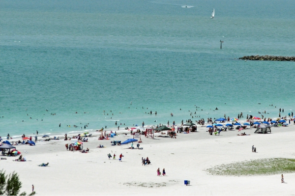 Sand Key beach Clearwater
