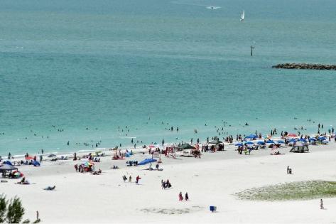Sand Key beach clearwater florida