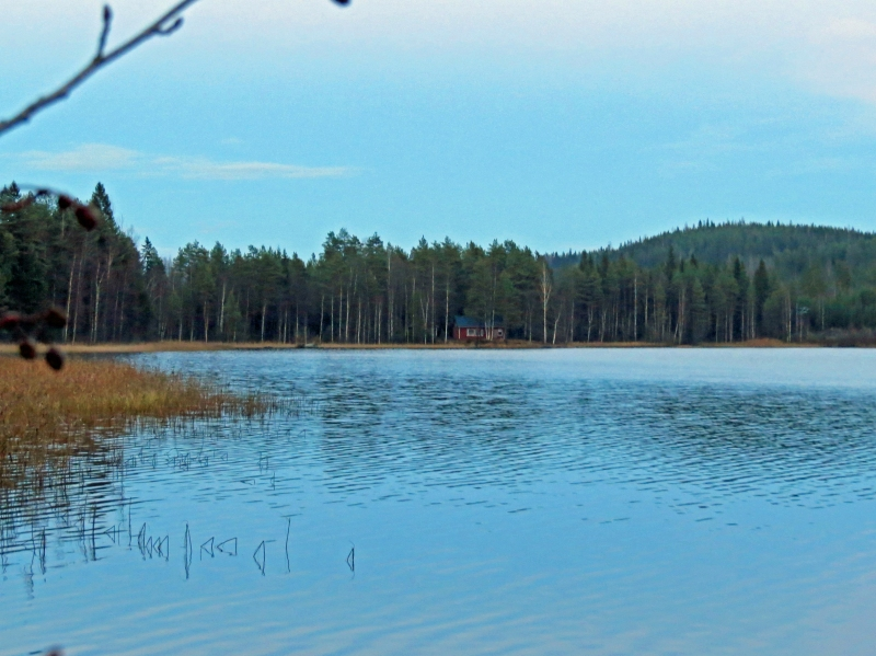 other end of the lake