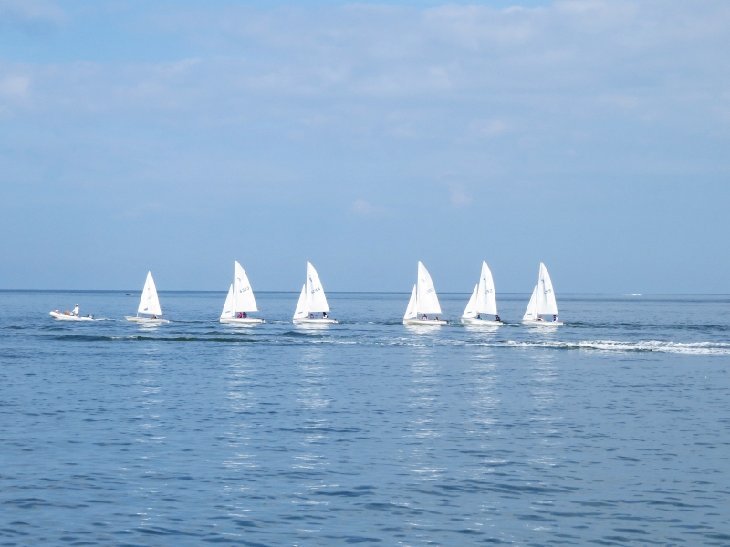 sailing school nov 16