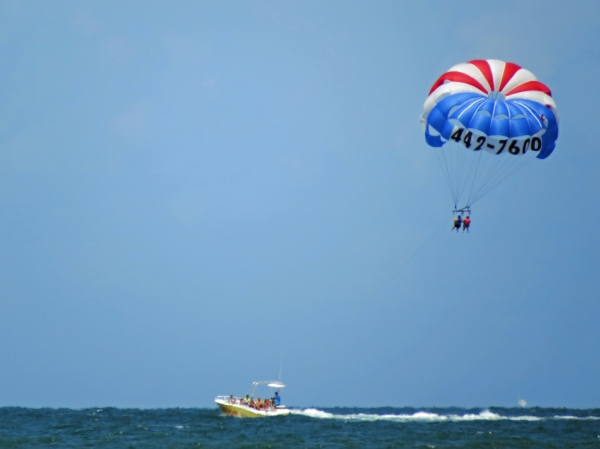 parasailing in clearwater fl