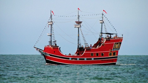 pirate ship clearwater fl