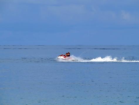 summer fun on jet ski clearwater fl