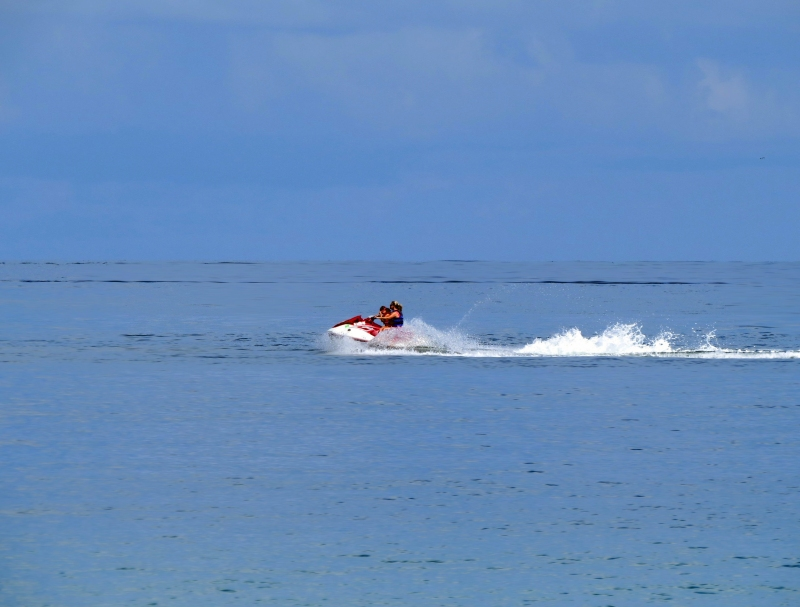 summer fun on jet ski clearwater fl