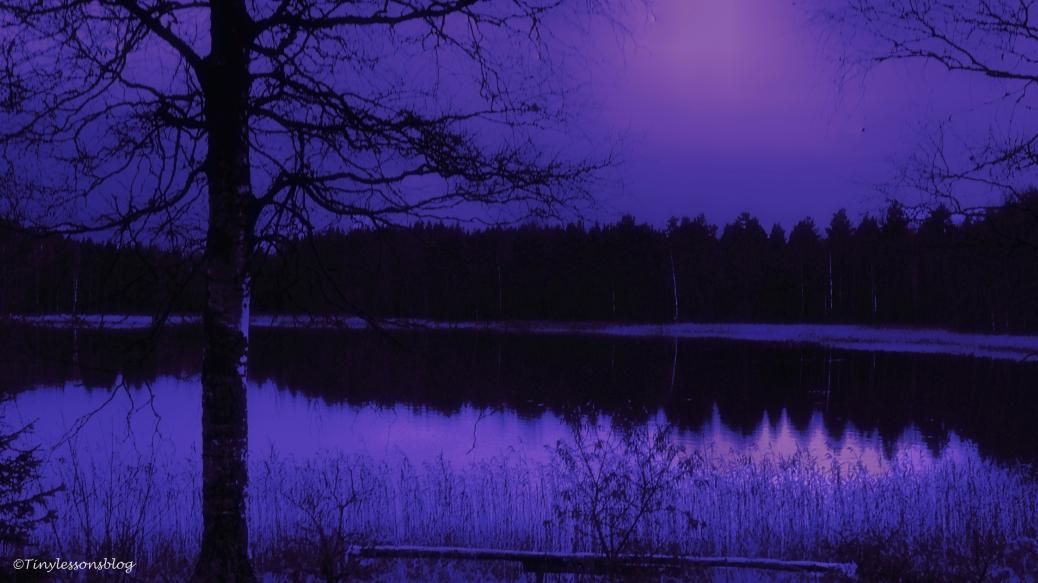 night at the lake 16x9
