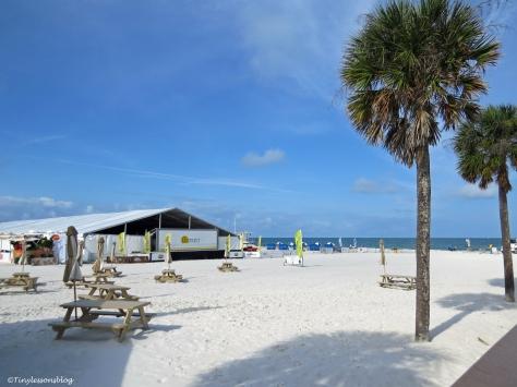 sugar sand festival tent clearwater beach