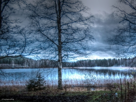 Finland land of the lakes WPC
