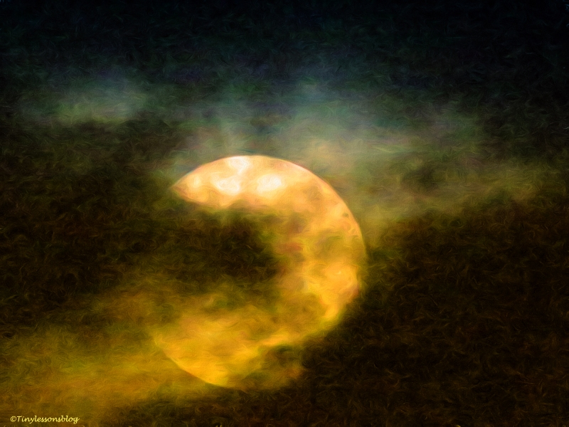 supermoon art 4