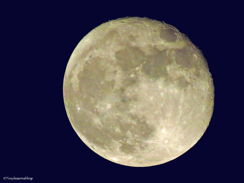 supermoon last fall 2 oct 9 2014
