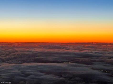 sunrise 2 B in the sky FI