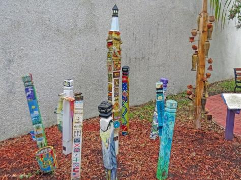 art on the ground hist district Amelia Island