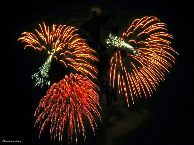 first night fireworks