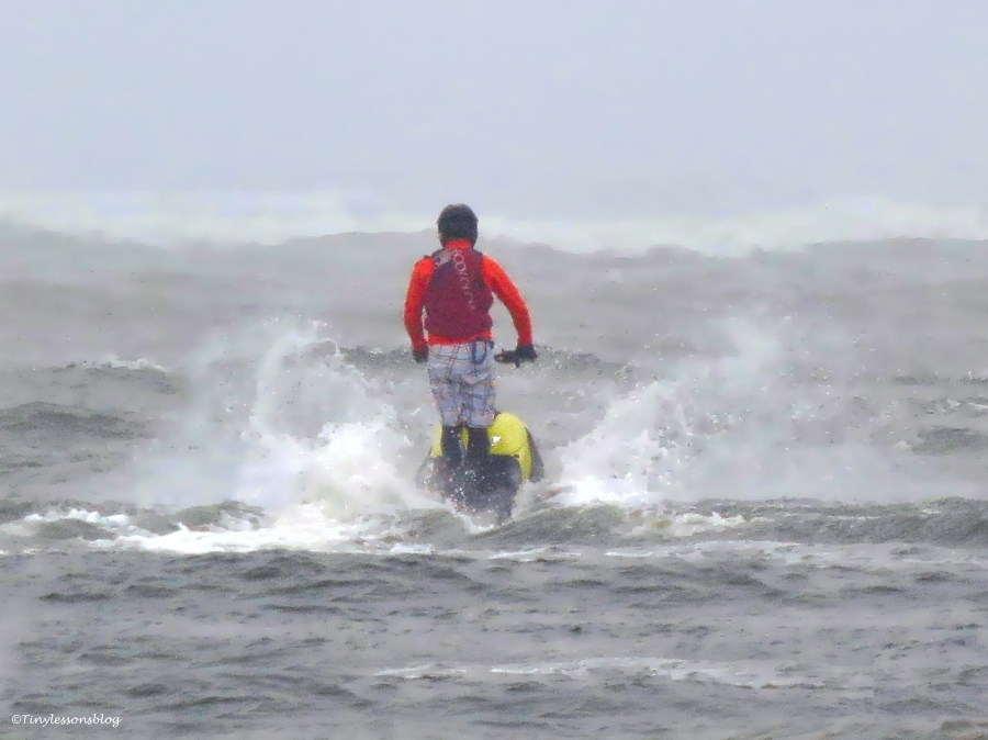 wave runner at LTI beach