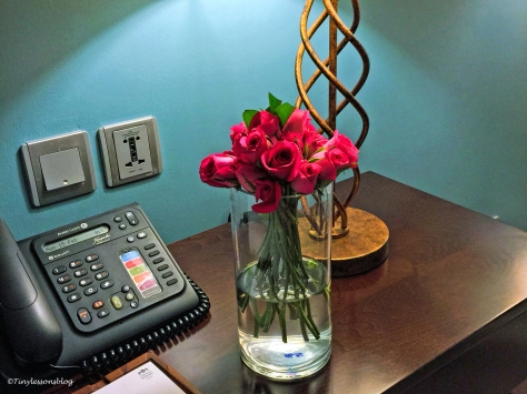 valentines day roses at the hotel ud48