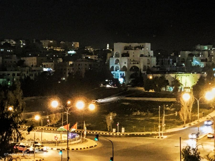 Amman at night ud51