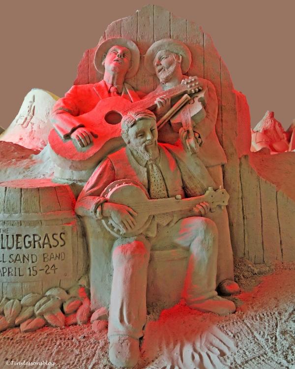 SSF Bluegrass Band