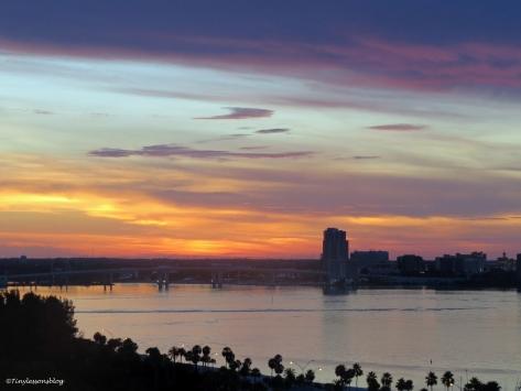 the bay before sunrise UD15