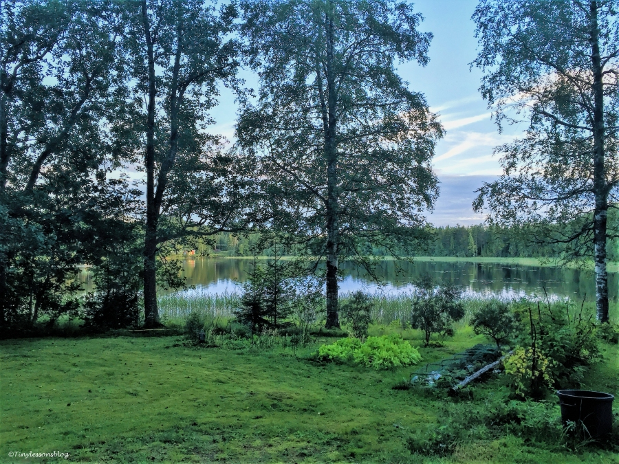 lake and dads garden Finland Aug16 UD75