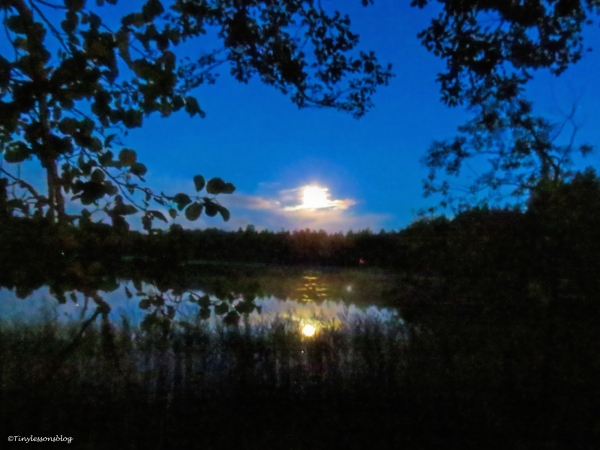 moon lake Finland Aug16 ud75