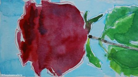 watercolor card 3 by Seija Laukkanen UD75