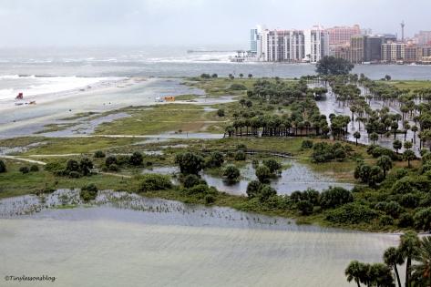 flooded beach hermine UD77