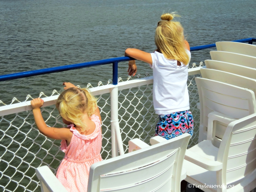 C and M on the cruise ud122