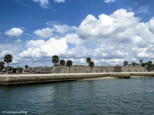 st augustine fort ud122