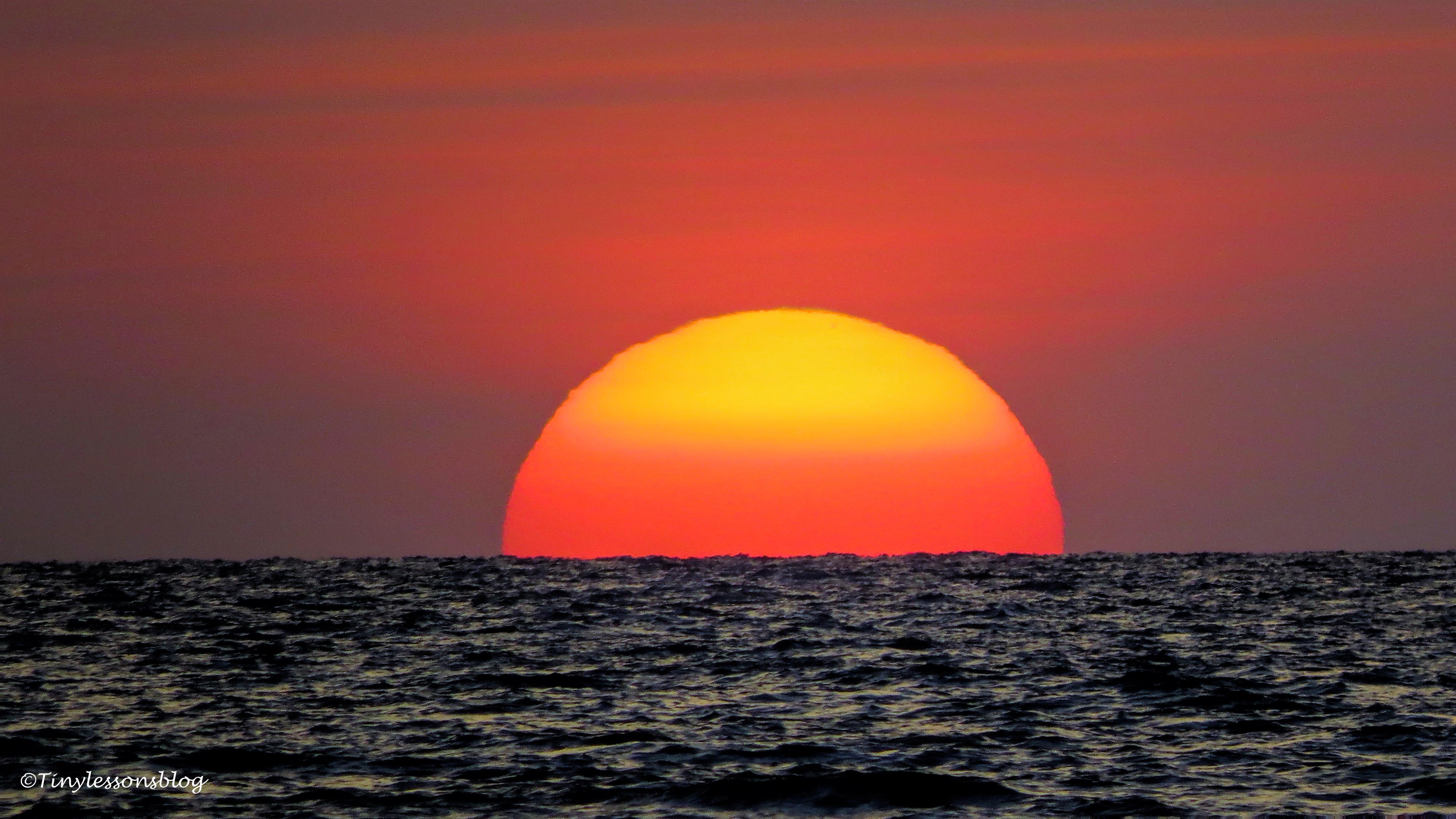 sunset April 18 16x9 UD121