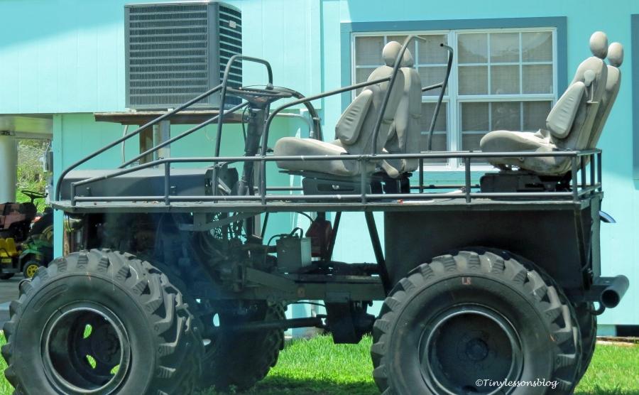 modern swamp buggy ud123