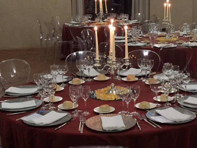 castle dinner