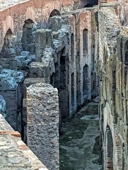 colosseum underground chambers Rome