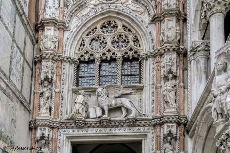 Doorway in Venice