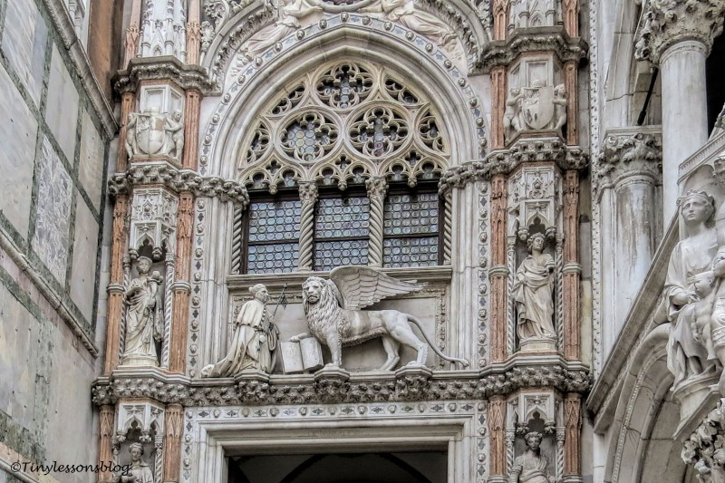 Doorway in Venice
