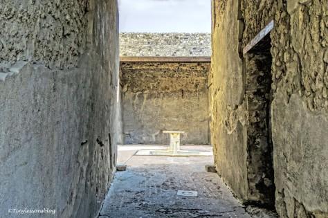 House of Sirico Pompeii