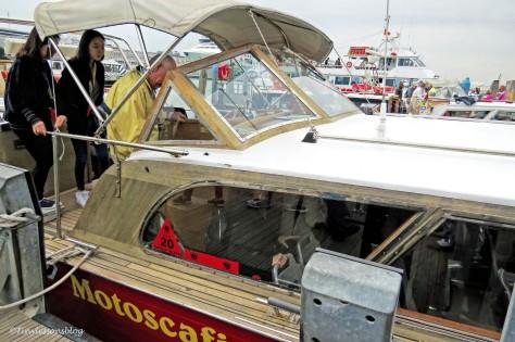 my waterbus in Venice
