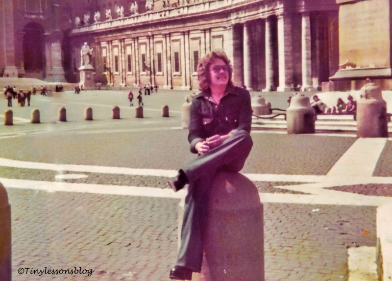 raimo at vatican Rome