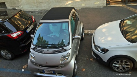 smart parking Italy