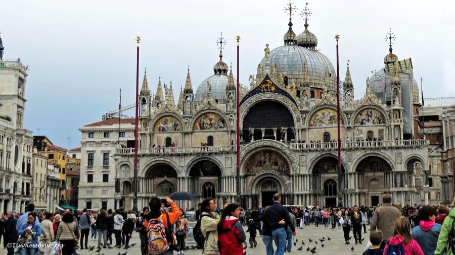 st Mark's Square Piazza San Marco Venice
